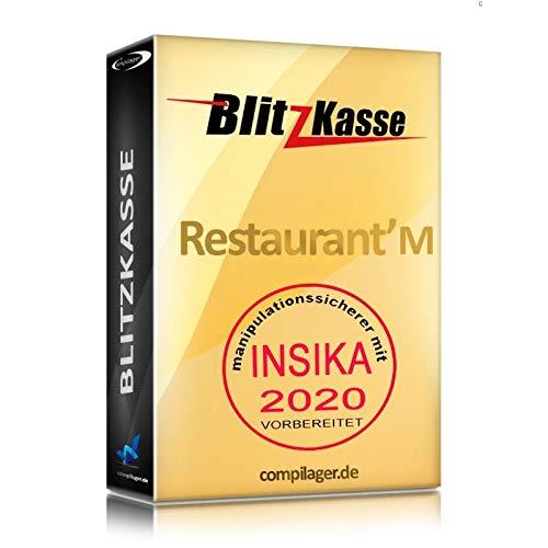 dedbc158a Win – Caja registradora Software Flash kasse restaurante M para hostelería.  50 Mesas