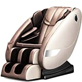 XJYA Zero Gravity Shiatsu Massage Chair Full Body and Recliner with Built-in Heat