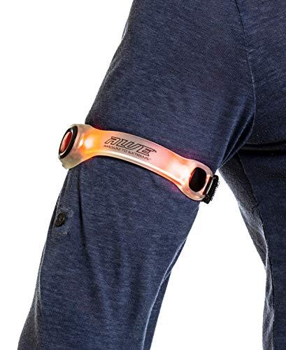 AWE® AWEVizTM 2 LEDs Radfahren laufen reflektierende ArmBand