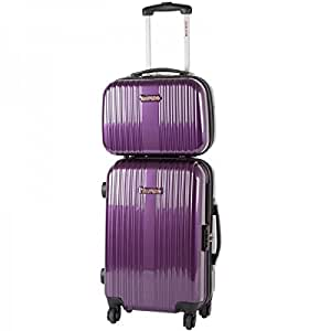 valise cabine 50 cm violet murano bagages. Black Bedroom Furniture Sets. Home Design Ideas