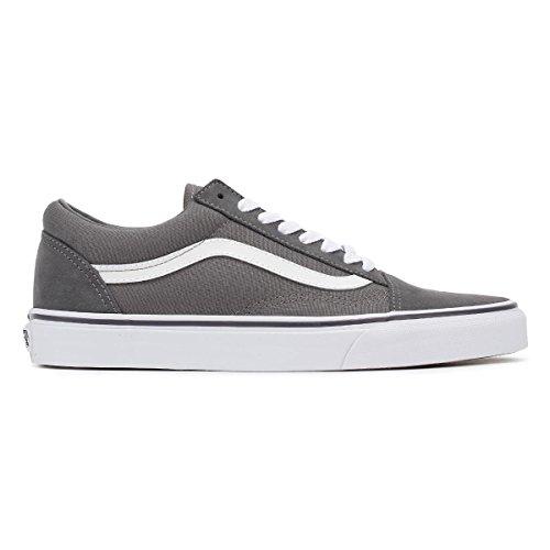Vans  Ua Old Skool, Sneakers Basses homme Tornado/True Blanc