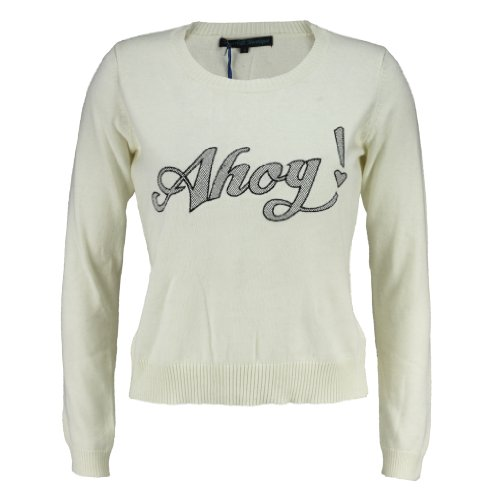 Sugarhill Boutique Pullover AHOY SWEATER ivory XS