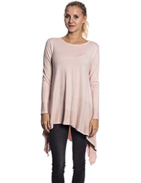 Abbino 8083 Suéters de Puntos para Mujer - 4 Colores - Colección Transición Otoño Invierno Mujeres Femeninas Elegantes...
