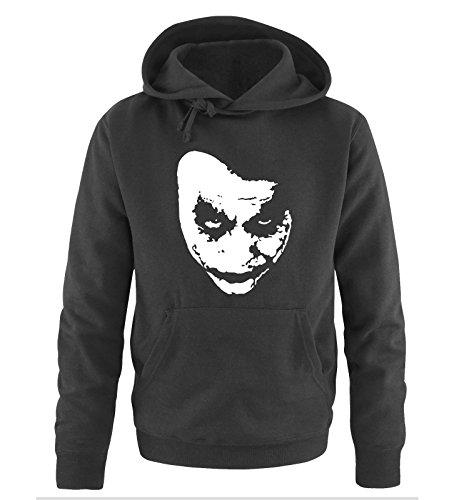 JOKER - Herren Hoodie Schwarz Gr. M (Blade-herren T-shirt)