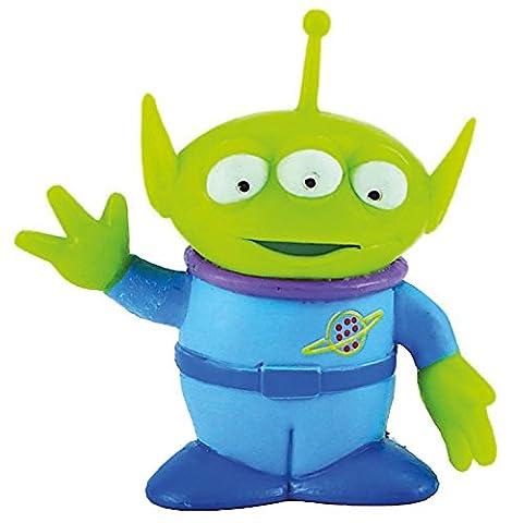 Bullyland 12765 - Spielfigur - Walt Disney Toy Story 3 - Alien, ca. 7 cm