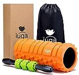 Best Rodillos de espuma - Iuga y la terapia de masaje 2en 1Set Review