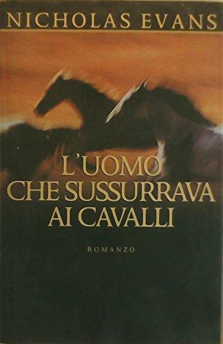 L- L'UOMO CHE SUSSURRAVA AI CAVALLI - EVANS - EUROCLUB --- 1996 - CS - ZCS36