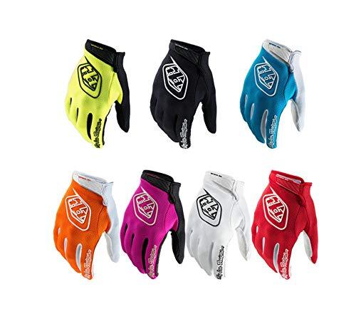 KnBoB Motocross Handschuhe Herren Mountainbike Handschuhe Thermo Fahrradhandschuhe Rutschfest Schwarz XL