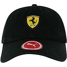Puma - Cappellino da Baseball Ufficiale Scuderia Ferrari F1 Racing  (Regolabile e 100% Cotone bf9e232c4ddd