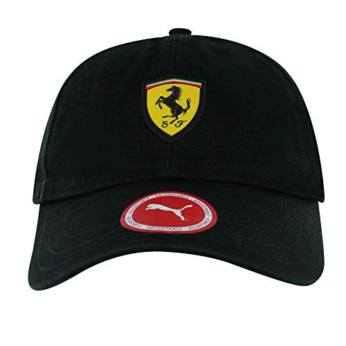 New Official Scuderia Ferrari F1 Racing Baseball Cap by Puma (Adjustable    100% Cotton e988817700e