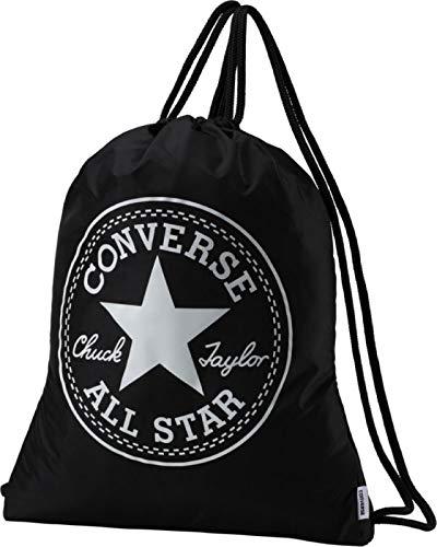 Converse Turnbeutel Big Logo Turnbeutel, Schwarz, 0, 10005428