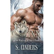 Finn (Lycan Mating Games Book 1) (English Edition)