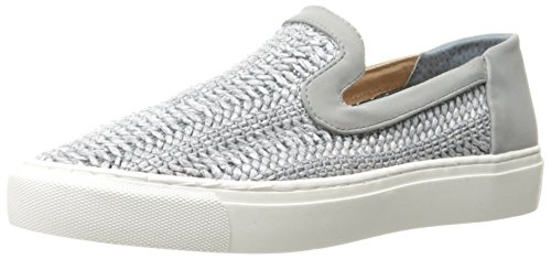 STEVEN by Steve Madden Womens Kenner Fashion Sneaker Grey