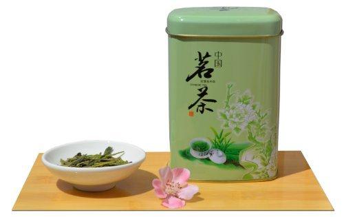 Tè verde cinese Xihu Longjing da Zhejiang O Grade Top 50 grammi