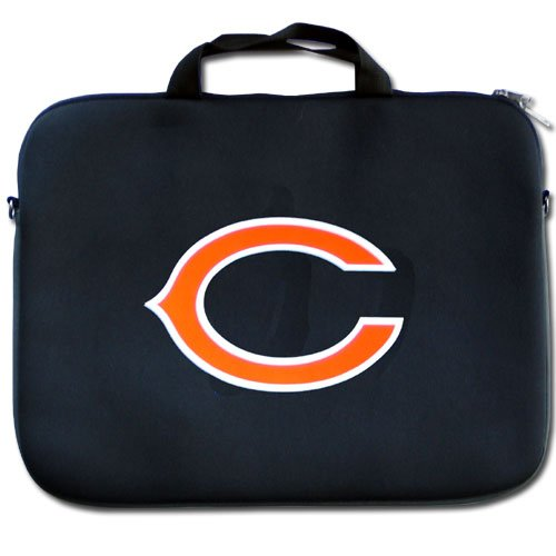 Siskiyou Gifts Co, Inc. NFL Chicago Bears Neopren Laptop-Tasche