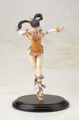 Tekken Tag Tournament 2 TEKKEN Pretty Lynn Shaoyuu (1/7 scale PVC Figure) (japan import) 4