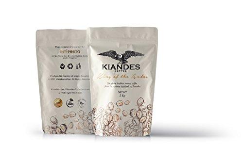 Fresh Roasted Arabica Organic Fair Trade Ecuadorian Coffee beans and Ground – Kiandes Coffee 41zXS FWgHL