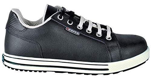 Cofra THROW S3 SRC Sicherheitsschuhe, schwarz, Größe 42, 35070-003