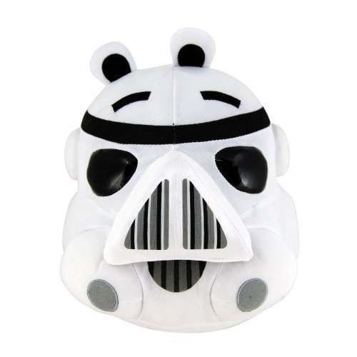 Angry Birds - Star Wars - Storm Trooper Plush - 15cm 6""