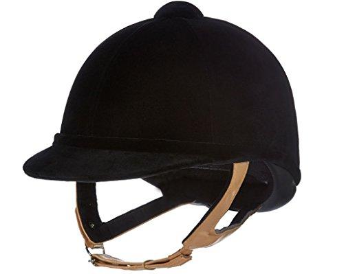 charles-owen-wellington-classic-velvet-horse-riding-hat-helmet-black-55cm