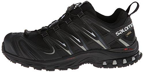 3d Trail Xa Pro Black Da Scarpe Gtx Salomon Running Uomo Nero Fw7UEqF e385310a097