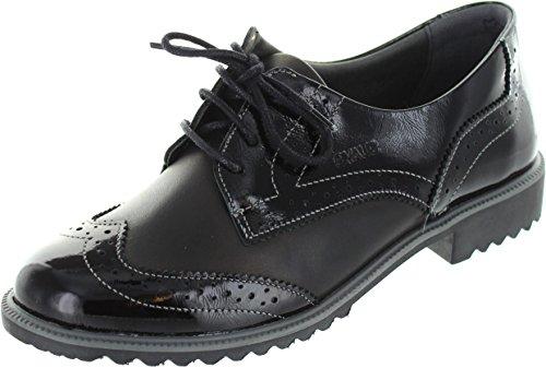 suave-nikki-chaussures-de-ville-lacets-pour-femme-noir-noir-noir-noir-39