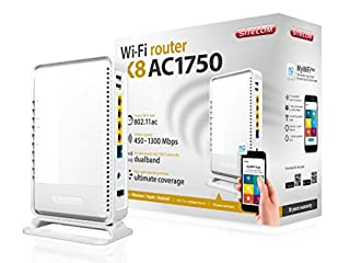 Sitecom wlr-8200Dual-Band Gigabit Router x82x Porta USB 2.0 (B01N0J3LAE) | Amazon price tracker / tracking, Amazon price history charts, Amazon price watches, Amazon price drop alerts