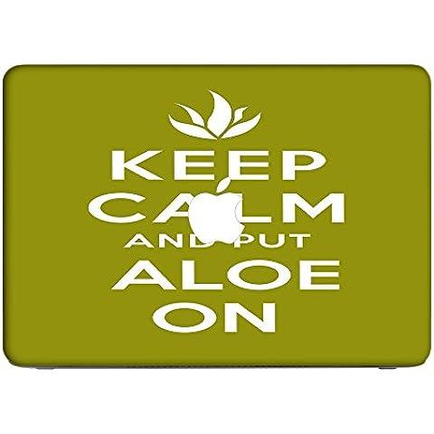 Keep Calm 10023, Keep Calm And Put Aloe On, Apple MacBook Pro Retina 15