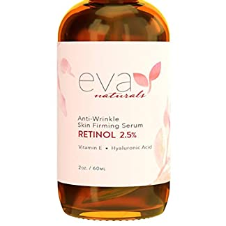 Sérum Retinol 2.5% – El Mejor Sérum Anti-Edad (2oz)