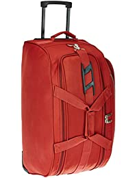 Pronto Turin Polyester 60 cms Rust Travel Duffle (6549 - RT)