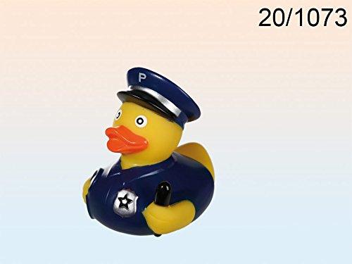 Out of the blue 20/1073 - Quietscheente, Polizist, Wasser/Sandspielzeug