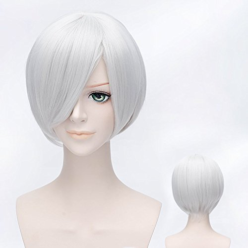n synthetische Haar mit Bang Perücken Cardcaptor Anime Cosplay SAKURA-Kostüm-Party Perücke (Kostüm Cosplay Cardcaptor Sakura)