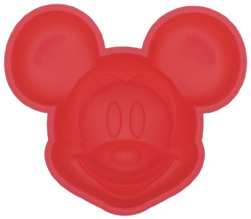 Sponge cake type SLC1 Yaki MICKEY MOUSE silicon (japan import)