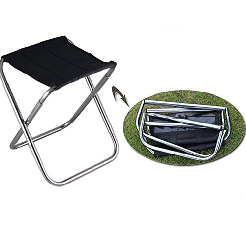 Mini Fishing Stool Portable Folding Camping Stool Lightweight Outdoor Camping Hiking Folding fishing chairs