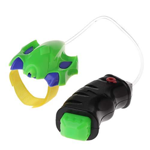zrshygs Intelligente Kinder Strand Spielzeug Pädagogisches Handgelenk Wasserpistole Kampf Pistole Kind Geschenk Zufällige Farbe - Spielzeug Handgelenk Pistole