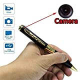 CAM 360 HD Pen Camera with Video and Audio Hidden Recording with HD