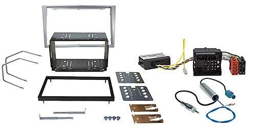 kit-de-instalacin-de-radio-bisel-luz-plata-con-baha-de-montaje-de-radio-interfaz-de-bus-can-y-adapta