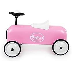 Baghera 804 - Cavalcabili Racer, Rosa