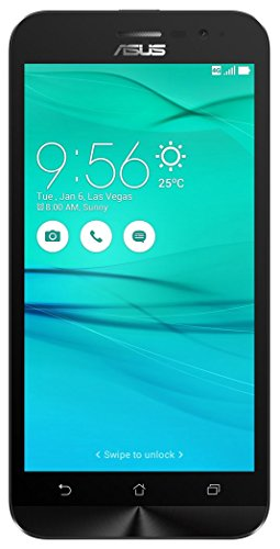 Asus Zenfone Go 5.0 LTE 2nd Gen ZB500KL-1A066IN (Black)