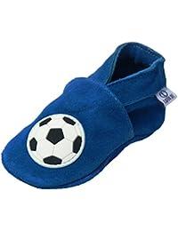 Zapatillas De Cuero Pantuflas Zapatos Infantiles Zapatos de Gateo Bebé Cuero Zapatillas de Ballet Zapatos Primeros