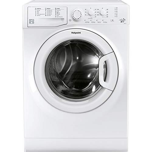 Hotpoint FML742PUK_WH A++ Rated Freestanding Washing Machine - White