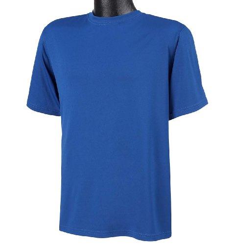 Champion - T-shirt de sport - Manches Courtes - Homme Noir - Noir