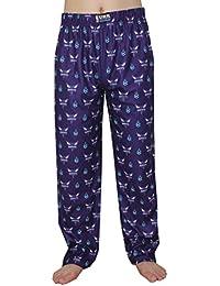 NBA Charlotte Hornets Herren Polar Fleece Nachtwäsche / Pyjama Hose