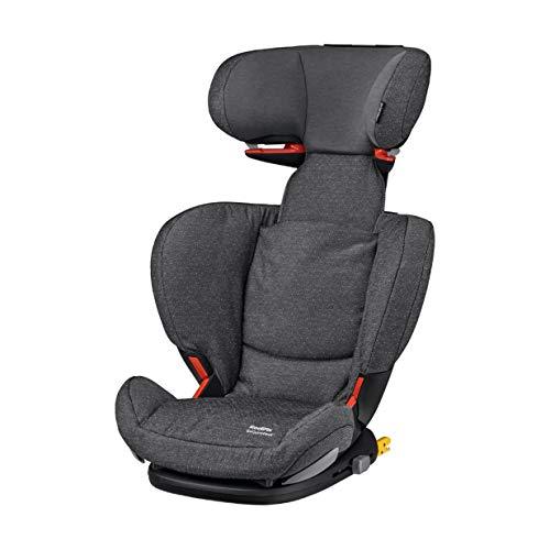 Maxi-Cosi RodiFix AirProtect (AP) Kinder/-Autositz 15-36 kg mit Isofix, mit Schlafposition, mitwachsender Gruppe 2/3, nutzbar ab 3,5 - 12 Jahre, sparkling grey (grau)