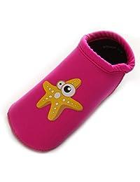 6ab8ec211 Z-T Unisex Impermeable bebé Swim Zapatos Playa Zapatos de Agua Zapatos para  bebé 0 – 5