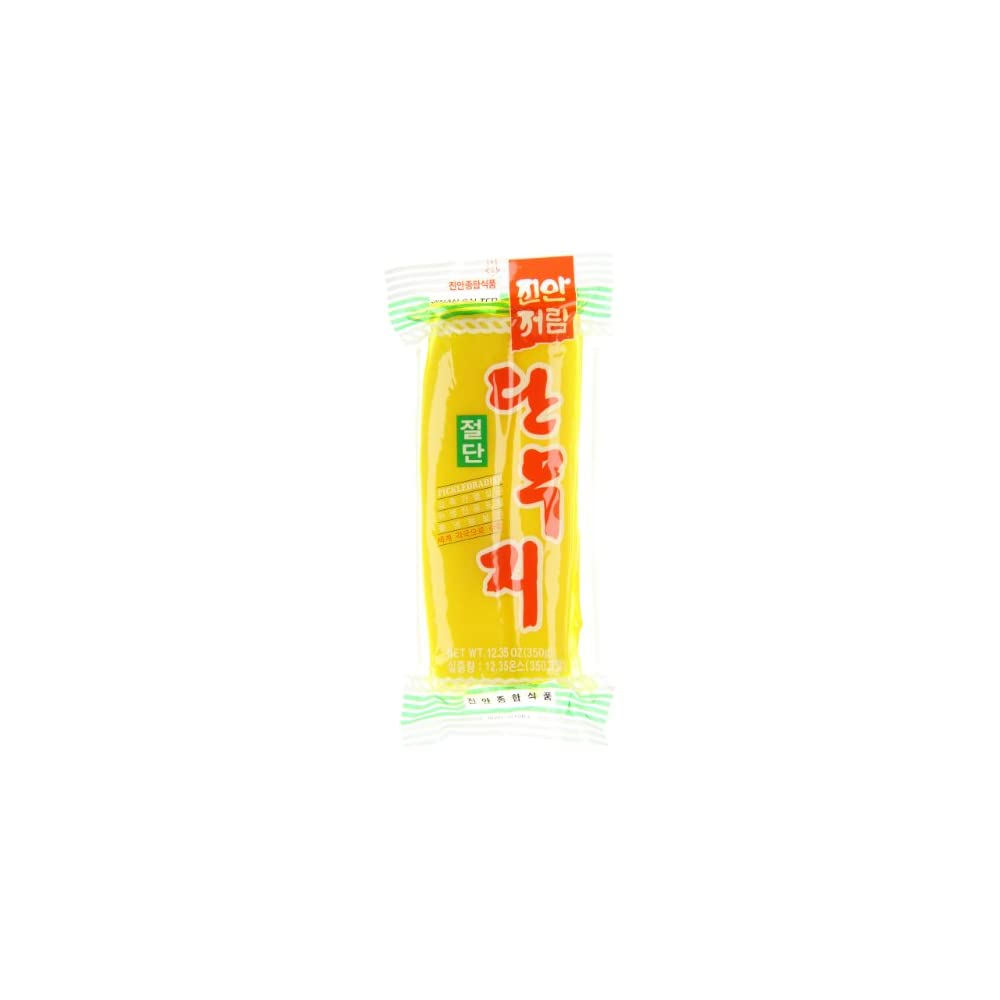 Jin An Rettich Eingelegt Danmuji 5er Pack 5 X 350 G Packung
