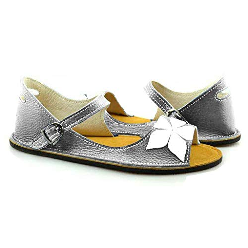3D-Druck & Digitalisierung WWricotta Womens Ladies Fashion Solid Wedges Heel Buckle Strap Roman Shoes Sandals