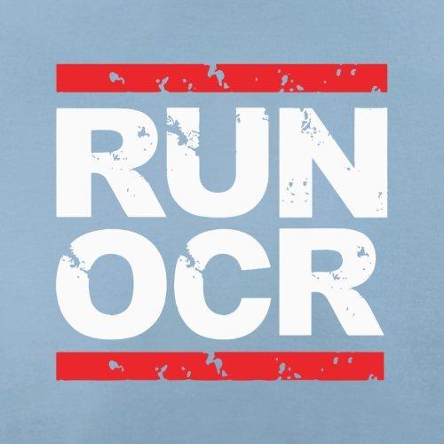 Run OCR - Herren T-Shirt - 13 Farben Himmelblau