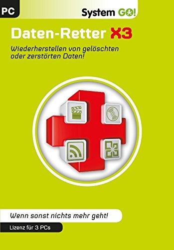 System GO! Daten Retter X3 [Download] Den Digitalen Download Gibt