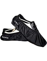 Bowlio Shoe Cover Schuhüberzieher Überschuhe für Schuhe und Bowlingschuhe